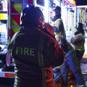 Flash burn worker had no hot work training